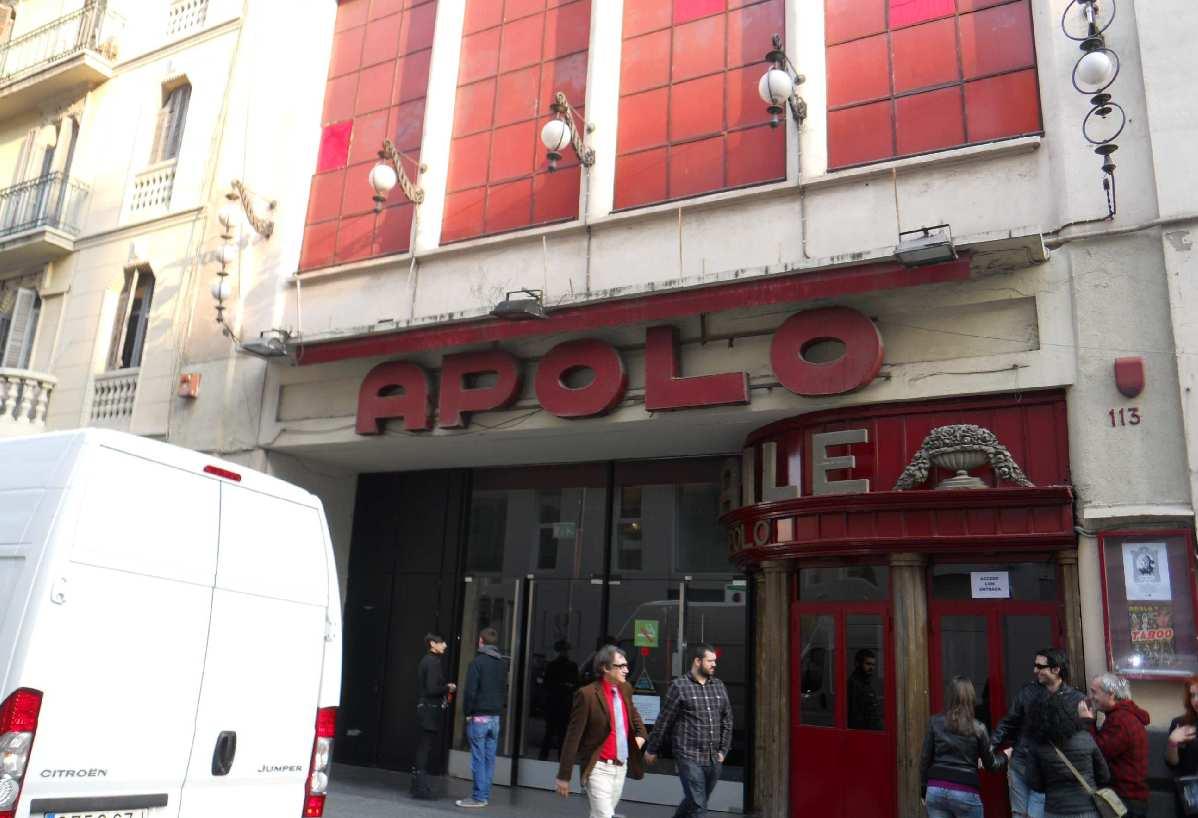 Hurts en el teatro apolo de barcelona el 12 de febrero de 2011 for Sala apolo barcelona