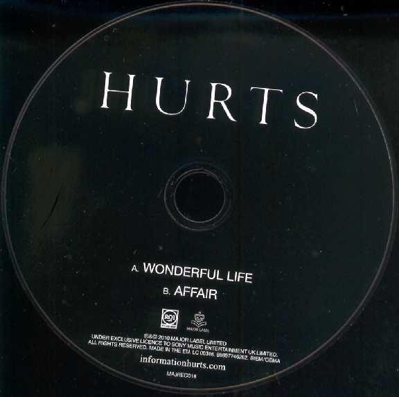 Скачать песню wonderful life hurts